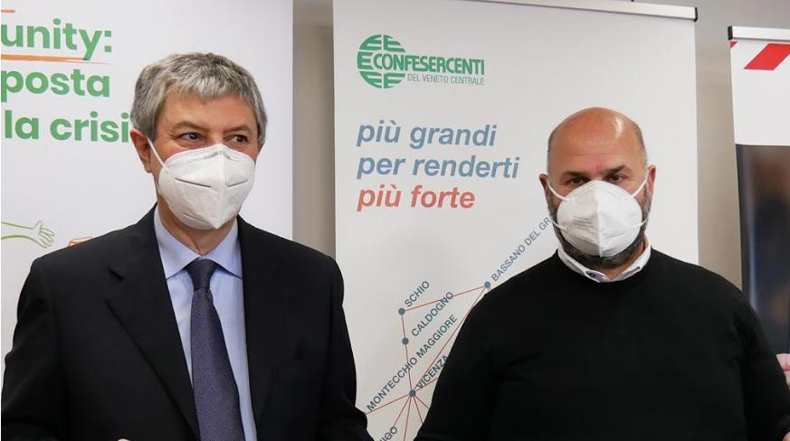 Fabio Bui e Nicola Rossi
