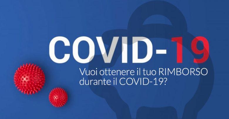 Logo rimborso Covid-19