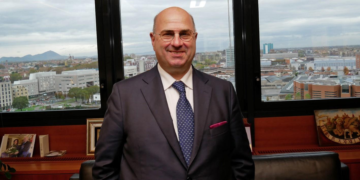 presidente della provincia di padova
