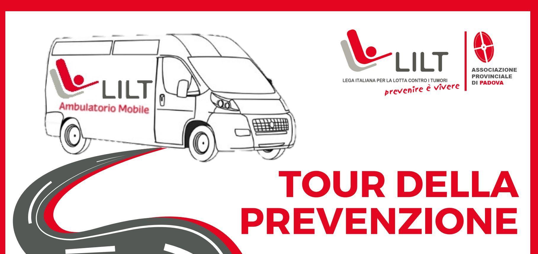 img lilt tour della prevenzione