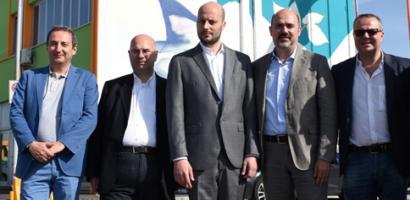 Presidente Bui e sottosegretario Manzato in visita nelle aziende padovane