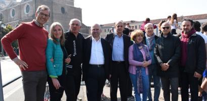 Liceo Fermi: il presidente Bui partecipa alla festa per i 50 anni