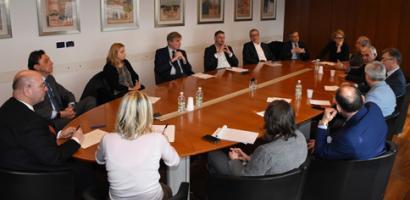 Freccia Rossa Padova-Roma: aperto il tavolo istituzionale Provincia - Comune - categorie con una proposta