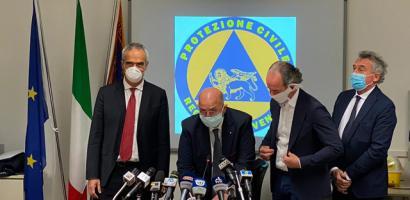 Firma accordo per il nuovo ospedale