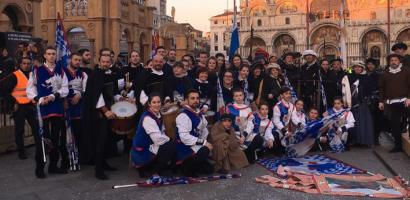 Festa delle Marie: una foto della rievocazione storica