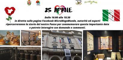 Micromegamondo e Palazzo Santo Stefano eventi 25 aprile