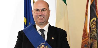 Foto del presidente della Provincia Fabio Bui
