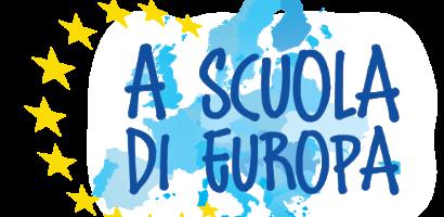 logo A scuola d'europa