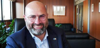 fabio bui presidente provincia di padova
