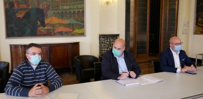 Provincia, Diocesi e Acli: tavolo dei relatori