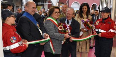 Inaugurazione della Festa del Prosciutto a Montagnana