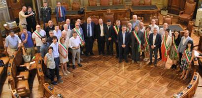 Il Presidente Bui incontra in Provincia i Sindaci neo eletti