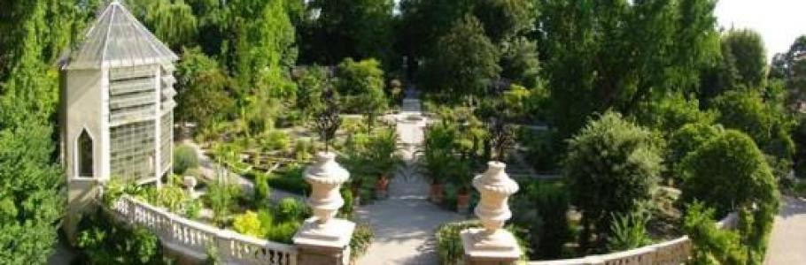 foto orto botanico - panoramica