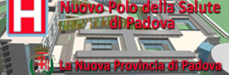 Immagine progetto Nuovo Polo dellal salute a Padova
